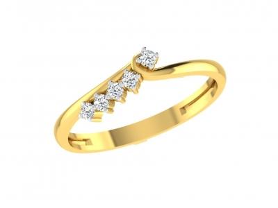 טבעת עדינה