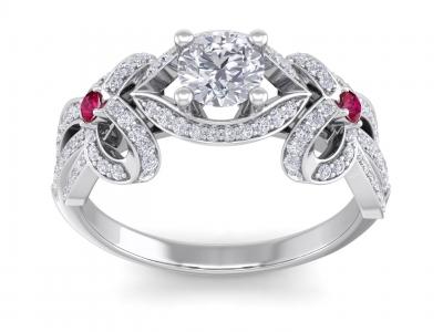 תכשיטי יהלומים לאישה