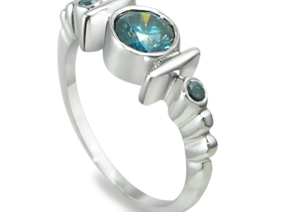 טבעת אמרלד וינטאג'