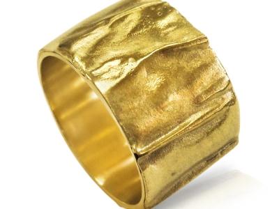 טבעת נישואים מעוצבת