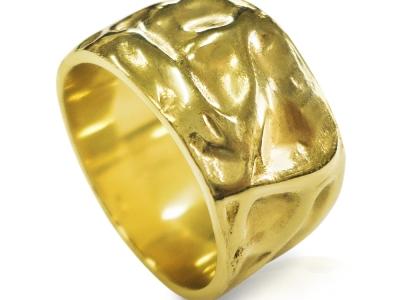 טבעת נישואין גדולה ויפה