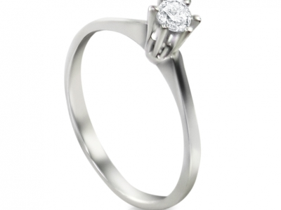 טבעת אירוסין יהלום זולה מאוד