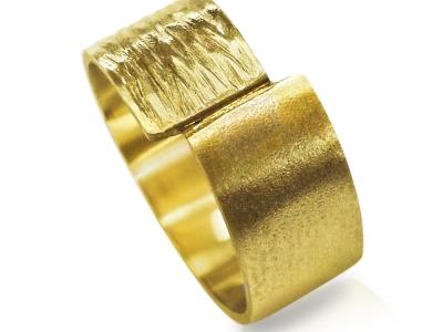 טבעת נישואין מעוצבת