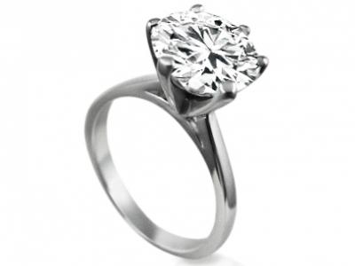 טבעת אירוסין 2 קראט