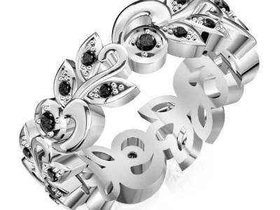 טבעת נישואין מיוחדת לגבר ולאישה