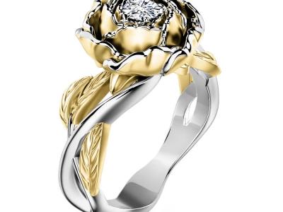 טבעת וינטג