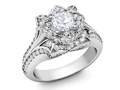 טבעת אירוסין במחיר מבצע