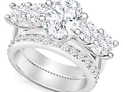 טבעת אירוסין וינטג