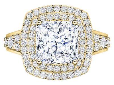 טבעות יהלומים בעיצוב HOLO
