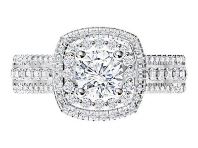 טבעת אירוסין הולו