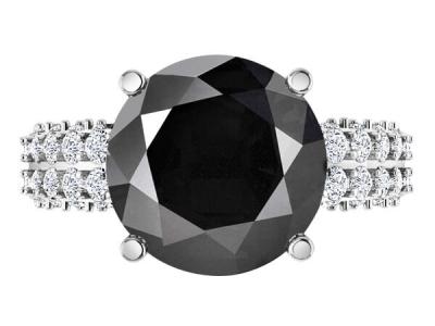 טבעות יהלום שחור מיוחדות