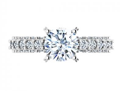 טבעות אירוסין הבורסה ליהלומים