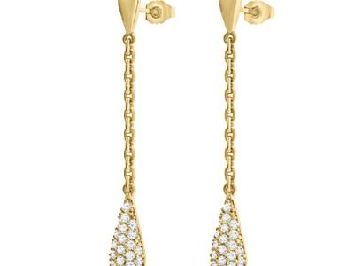עגילים עם יהלומים,עגילים,חנות אינטרנטית,עיצוב תכשיטים,תכשיטים לכלה,תכשיטים מעוצב