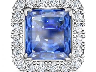 עגילי יהלומים אבני חן