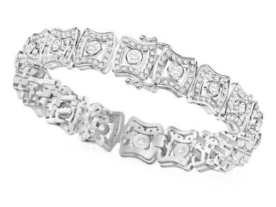 צמידי יהלומים לאישה