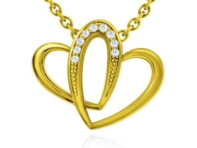 תכשיטי זהב לאישה