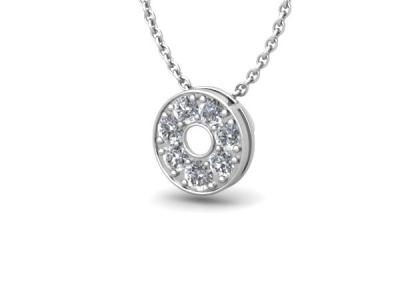 תליון יהלומים משובץ, מתנה קלאסית לכל אירוע