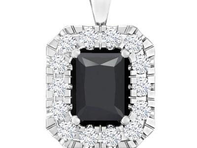 יהלום שחור