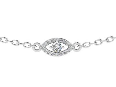 צמיד יהלומים לאישה