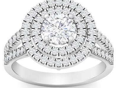 טבעת יהלום קארט מתנה לאישה