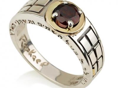 טבעת מעוצבת לגבר