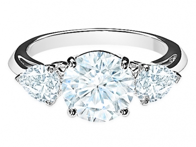 טבעות יהלומים מיוחדות לאישה