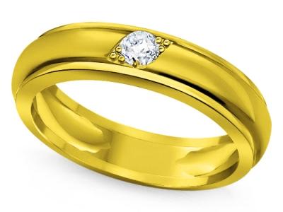 טבעות יהלומים לגברים