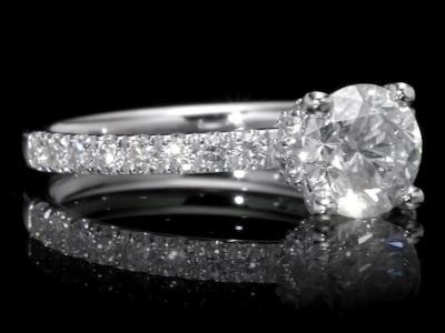 טבעת אירוסין מבצע -הבורסה ליהלומים