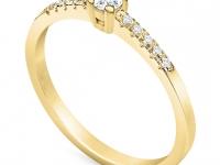 טבעת יהלום זולה