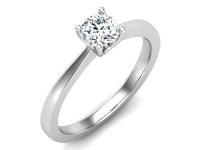 טבעת אירוסין עדינה