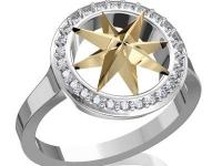 טבעת זהב לגברים