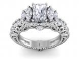 טבעת יוקרתית לאישה