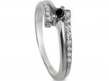 טבעת אהבה טבעת יהלומים בעיצוב מיוחד