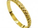 טבעת נישואין דקה קלסית כשרה