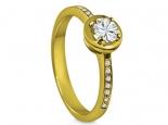 מתחתנים עם טבעת סוליטר בשיבוץ ביגלה