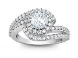 טבעת טויסט מיוחדת ומרשימה