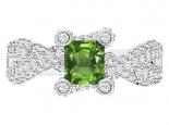טבעת אירוסין יוקרתית ומיוחדת- אבן חן מרכזית