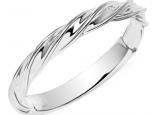 טבעת נישואין חלקה לאישה