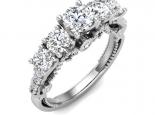 טבעת אירוסין וינטג -טבעות וינטג יוקרתית