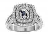 טבעת HOLO לאישה- 0.30 נקודות מרכזית