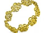 תכשיטים מעוצבים צמיד יהלומים