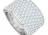 טבעת יהלומים לגבר- תכשיטים לגבר עם יהלומים שחורים