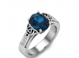 טבעת אבן חן אמרלד רובי ספיר ועוד