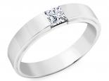 טבעת נישואין עם יהלום- טבעות נישואין לא כשרות