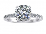 טבעת אירוסין לאישה