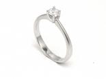 טבעת יהלום סוליטר 0.25 קראט מקולקציה - UNIVERSE