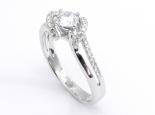 טבעת יהלום 0.25 קראט - VENUS